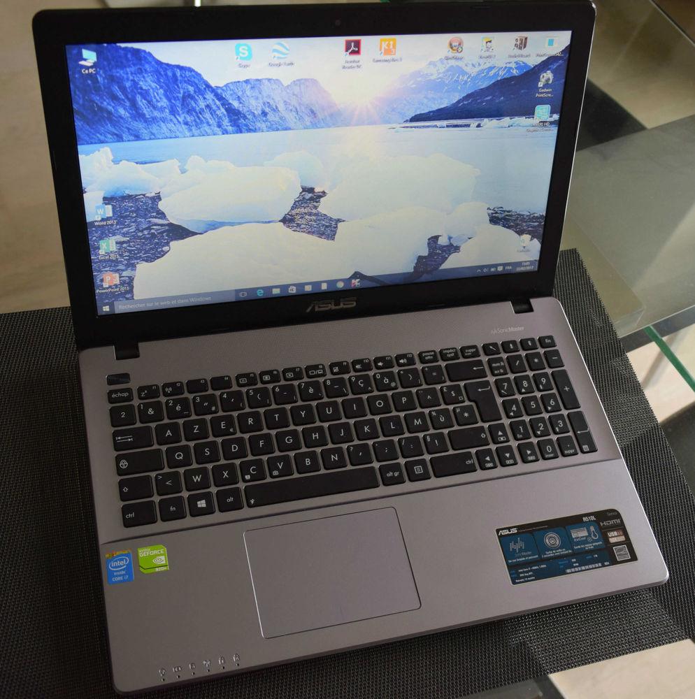 PC portable ASUS Premium 15 p, i7, 6 Go, 1T 350 Puteaux (92)