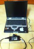 PC portable Compaq DVD Windows 98SE retrogaming 100 Sceaux (92)