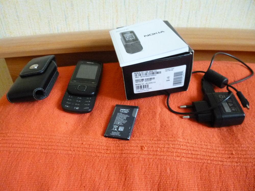 Portable  NOKIA  C 2 _  05 24 Navarrenx (64)