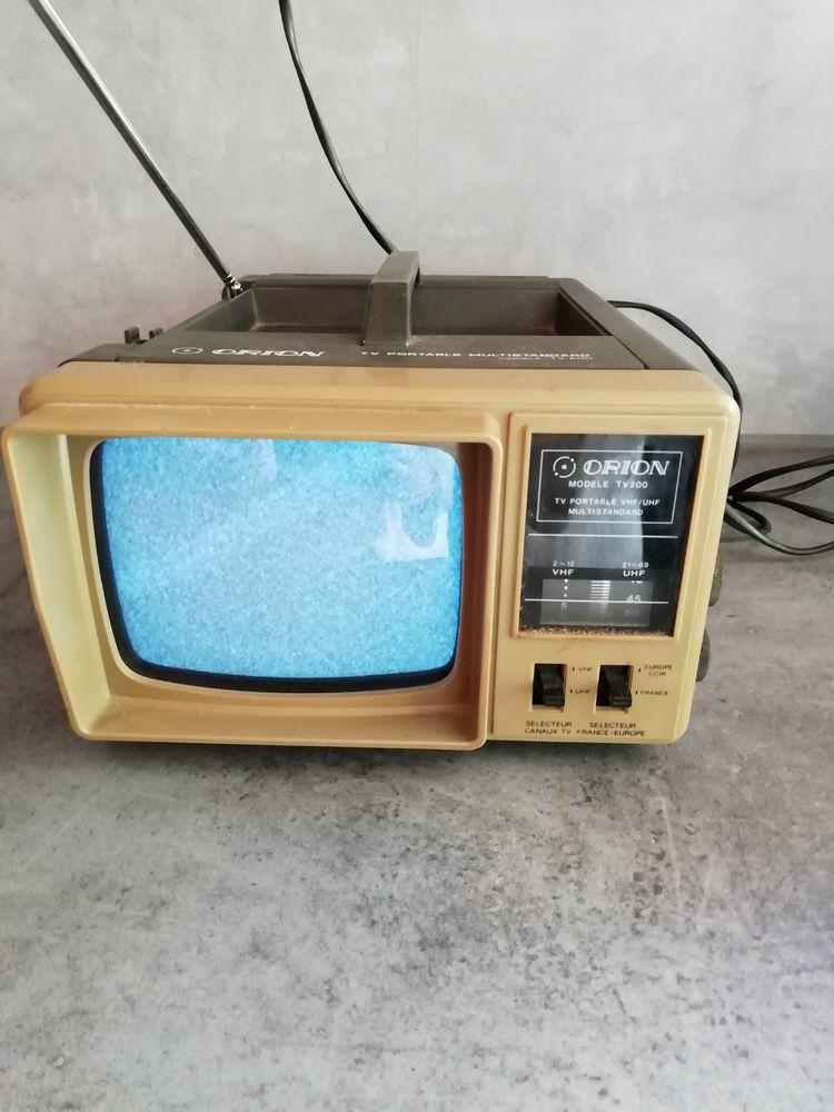 TV portable orion vintage 0 Petite Synthe (59)