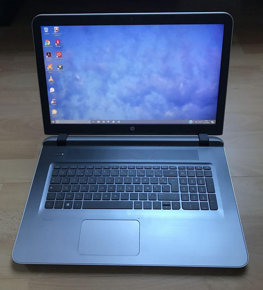 71115899c09c7c PC Portable HP Pavilion Notebook 17.3 de 1To 400 Le Plessis-Trévise (94)