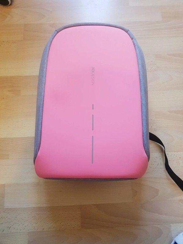 Sac à dos Portable Tablette Antivol Connecté Rose Etat Neuf 64 Puiseux-Pontoise (95)