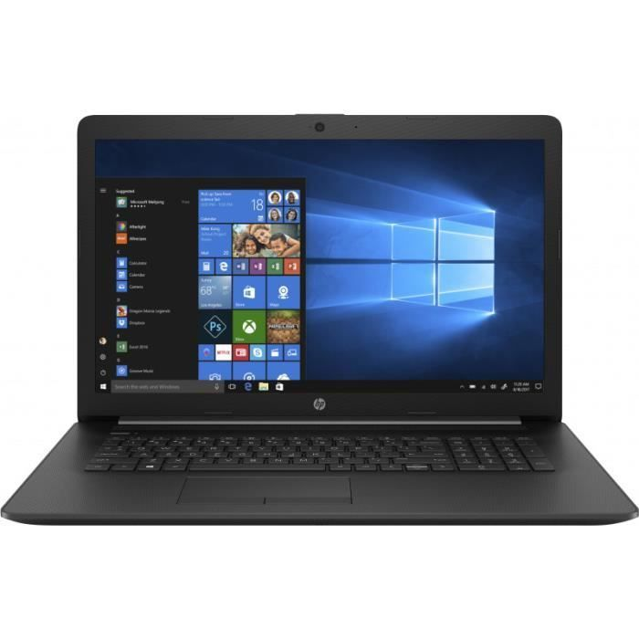 PC Portable 17.3  HP 250 Cannes (06)