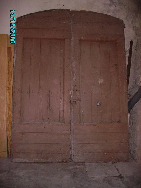 Portail ancien 800 Castelnau-de-Lévis (81)