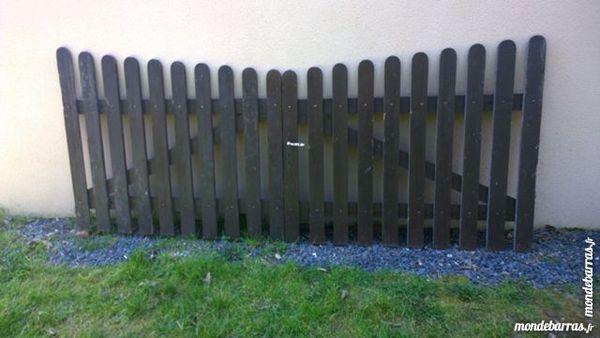 Achetez portail bois à occasion, annonce vente à SaintPriestles  ~ Renover Un Portail En Bois