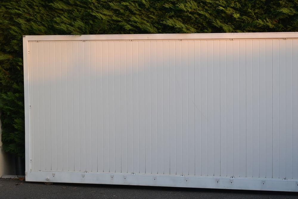 rail portail coulissant d occasion. Black Bedroom Furniture Sets. Home Design Ideas