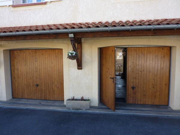 Achetez portail de garage occasion annonce vente castres 81 wb150245586 - Portail garage basculant ...