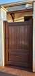 Portail 3M + Portillon en bois Méranti 1M Bricolage