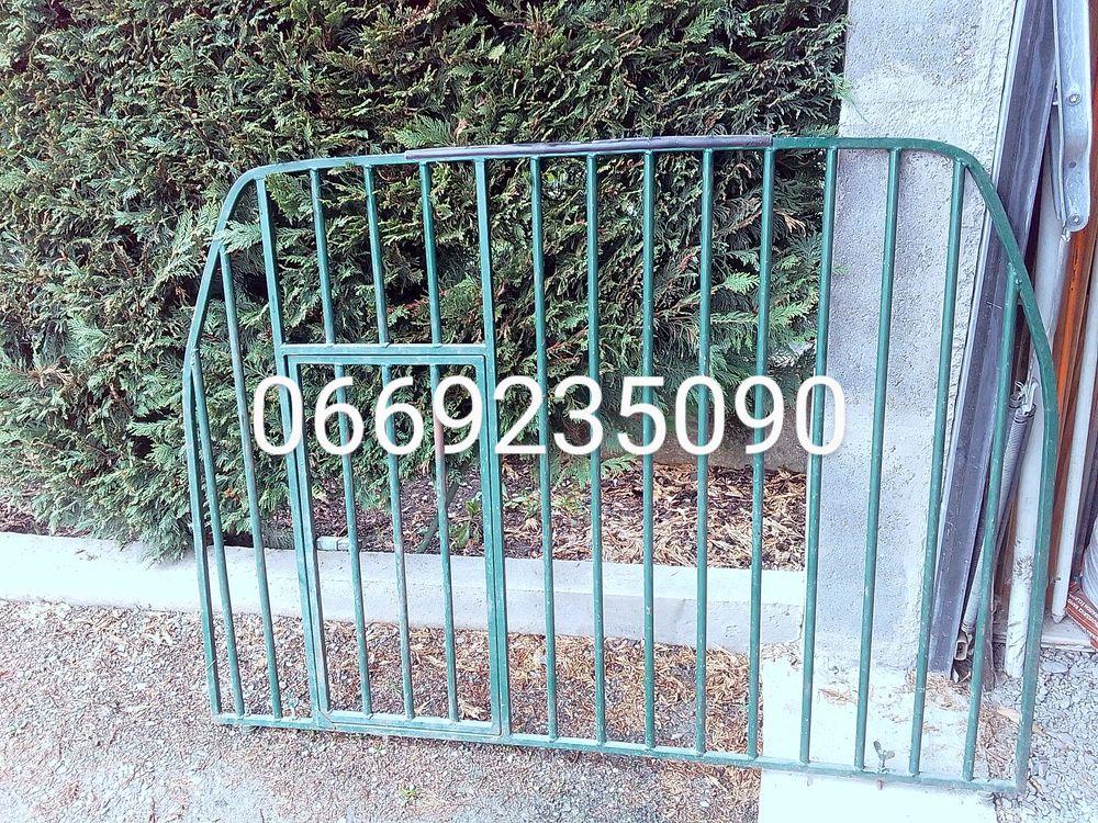 Portail en fer pour enclos 0 Auzat-la-Combelle (63)