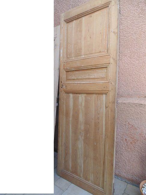 PORTE ANCIENNE DECAPEE 30 Sainte-Maxime (83)