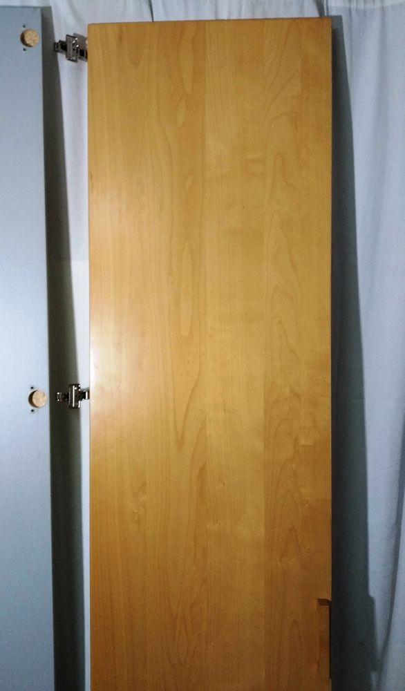 Porte d'armoire IKEA PAX en bouleau 50 x 229 cm Meubles
