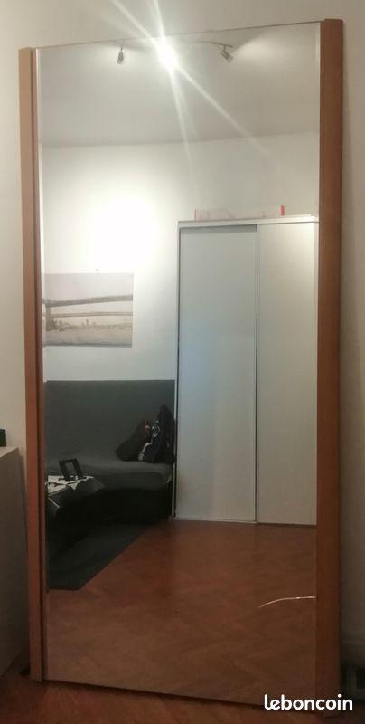 Porte d'armoire miroir 30 Bron (69)