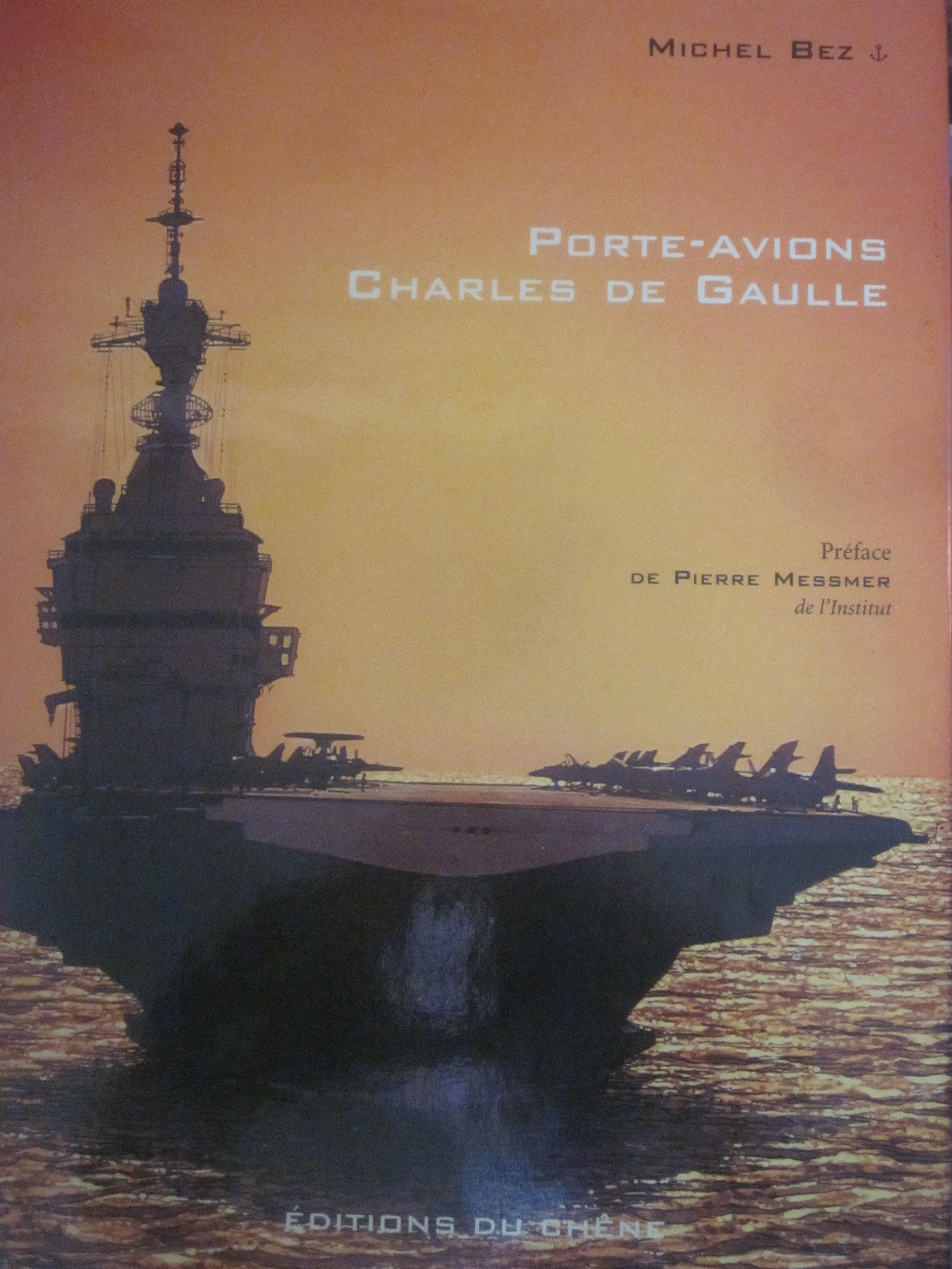 porte avions  CHARLE DE GAULLE 20 Brest (29)