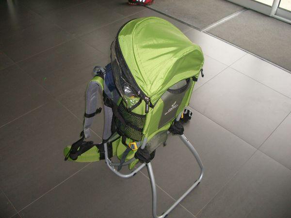 Achetez porte bébé deuter occasion, annonce