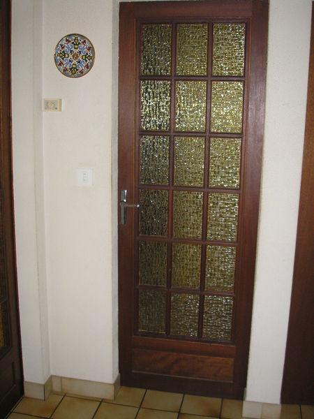 Achetez porte bois et occasion annonce vente gu rande for Porte vitree pour meuble