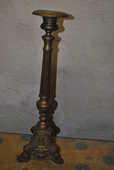 porte  Bougie & cierges en Bronze  25 Blaye-les-Mines (81)