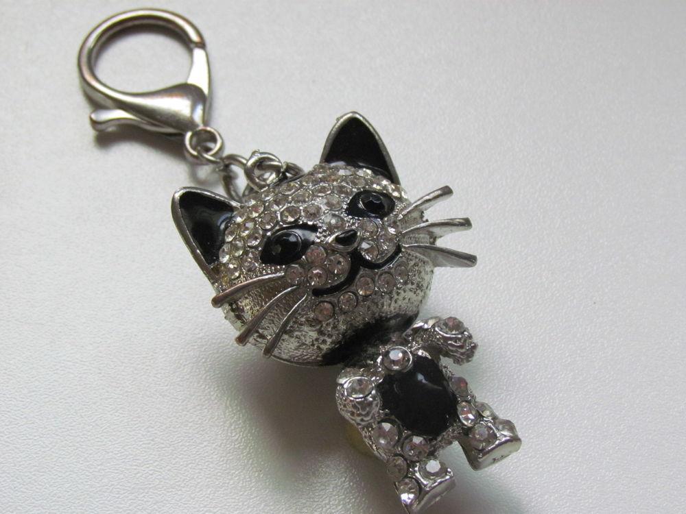Porte clé chat neuf 18 Le Grau-du-Roi (30)