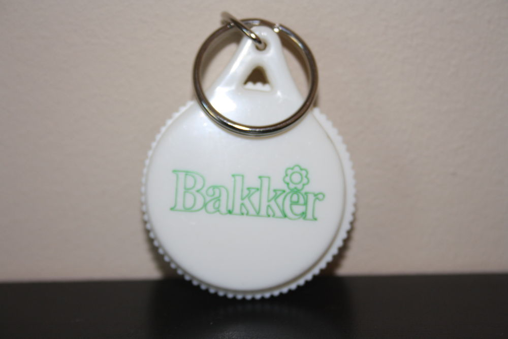 porte clés Bakker convertisseur euro 3 La Verdière (83)