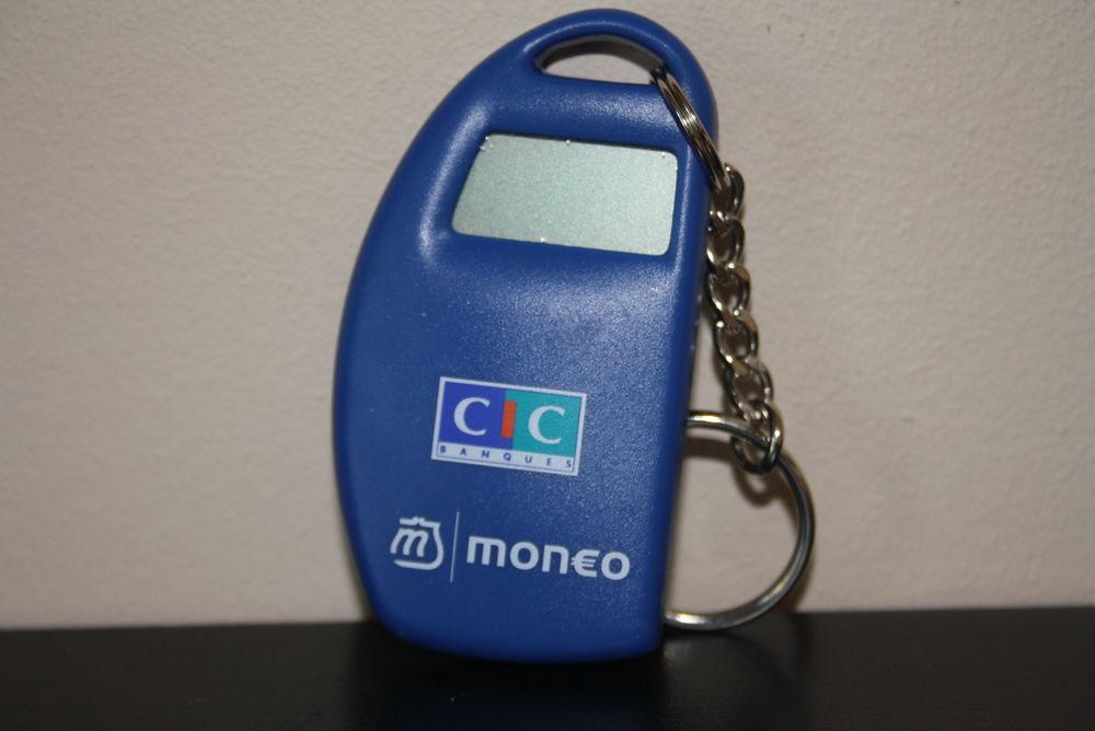 porte clés moneo CIC neuf 2 La Verdière (83)