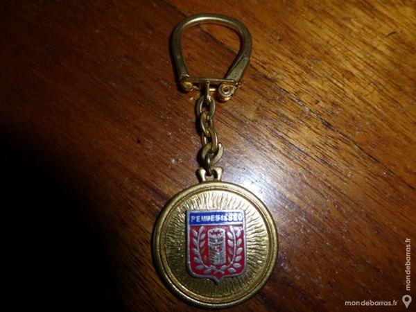 Porte clés Pennes le Sec Rhône-Alpes 6 Bordeaux (33)