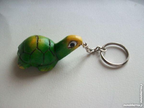 Porte clés tortue bijou de sac artisanat 9 Thizy-les-Bourgs (69)