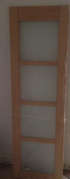 Kit Porte Coulissante U0026agrave; Galandage 63 Cm Bricolage