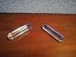 12 porte couteaux en cristal de Daum Décoration