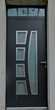 Porte entrée aluminium standard