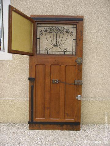 Achetez Porte D'Entrée En Occasion, Annonce Vente À Vallières (74