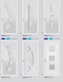 Porte d'entrée PVC/ALU à choix multiple! 199 Craponne (69)