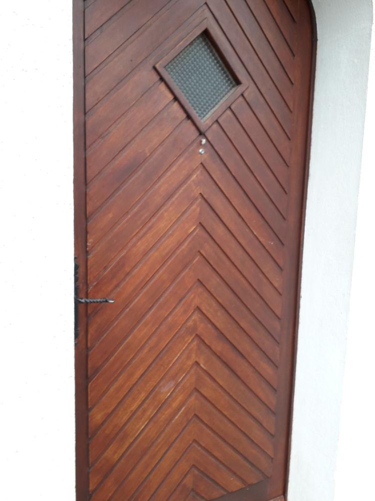 Porte. Et fenêtre bois exotique  0 Balazé (35)