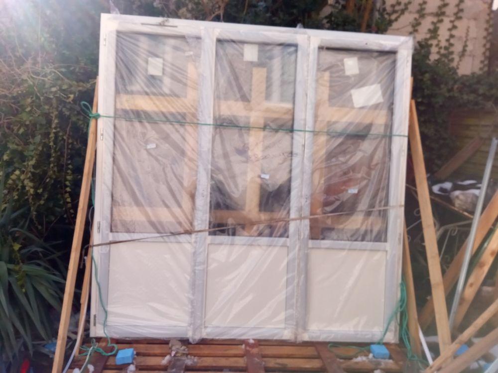 Porte fenêtre Alu neuf 400 Villiers-le-Bel (95)