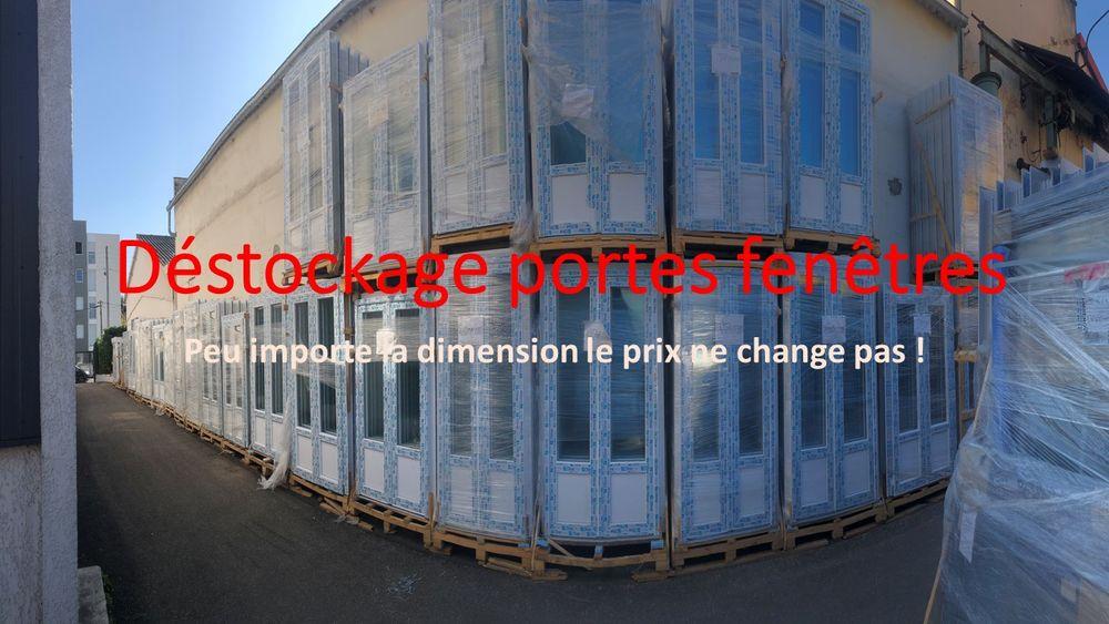Porte fenêtre 2 Vantaux Bricolage
