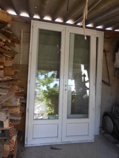 Achetez Porte Fenetre Pvc Occasion Annonce Vente Gardanne 13 Wb150193611