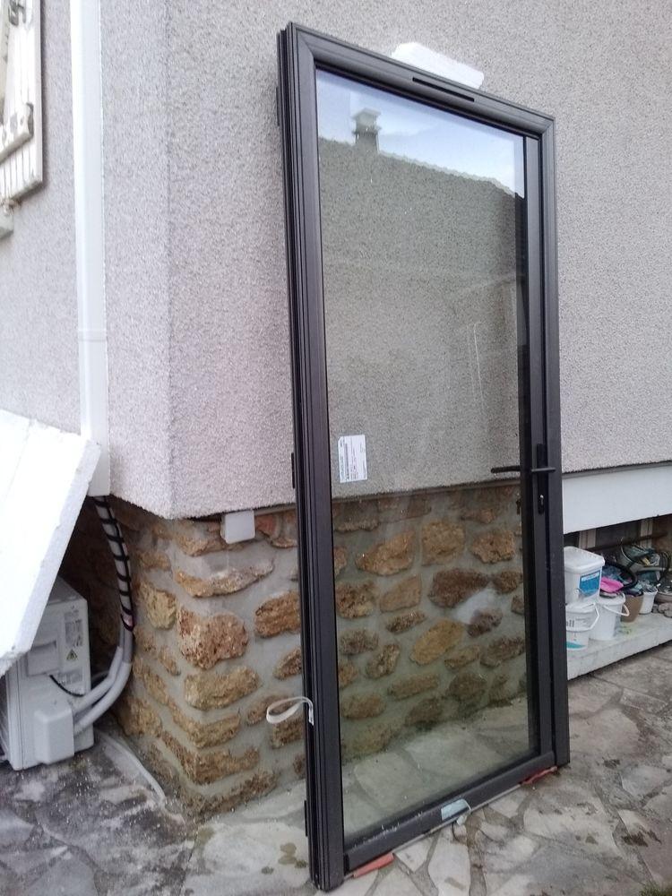 Porte fenêtre Bricolage
