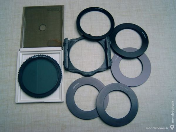 porte filtre COKIN Photos/Video/TV