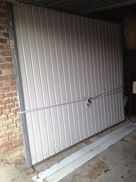 Portes de garage occasion lille 59 annonces achat et - Porte de garage industrielle occasion ...