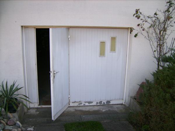 Portes De Garage Occasion En Alsace Annonces Achat Et Vente De - Porte de garage sectionnelle avec porte entree pvc occasion