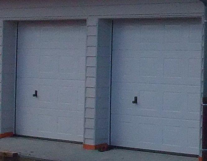 Portes de garage occasion en bourgogne annonces achat et for Porte de garage 2 40 x 2 15