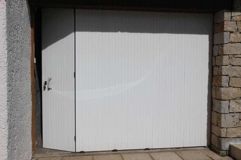 Portes De Garage Occasion Annonces Achat Et Vente De Portes De - Porte de garage basculante avec portillon brico depot