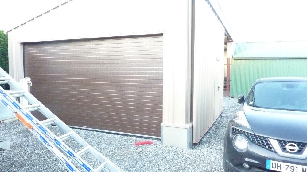 porte de garage 800 Bourg-Saint-Maurice (73)