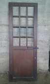 porte d'interieur style ancien 80 Cour-et-Buis (38)
