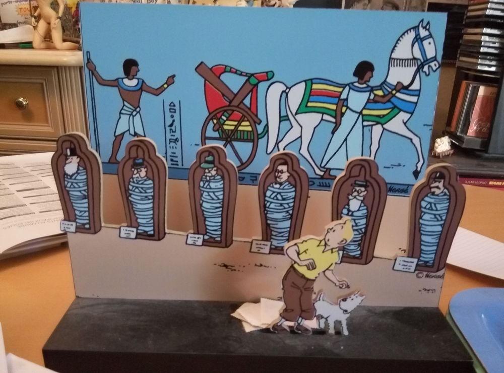 Porte Lettre Tintin