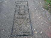 Porte manteau fer forgé 25 Castres (81)