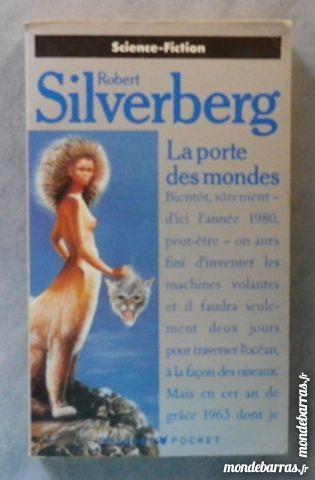 LA PORTE DES MONDES de Robert SILVERBERG 2 Attainville (95)