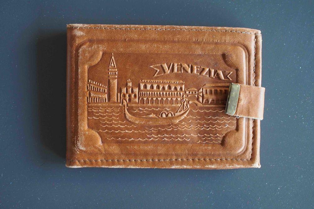 Porte monnaie cuir Venezia 10 Rennes (35)