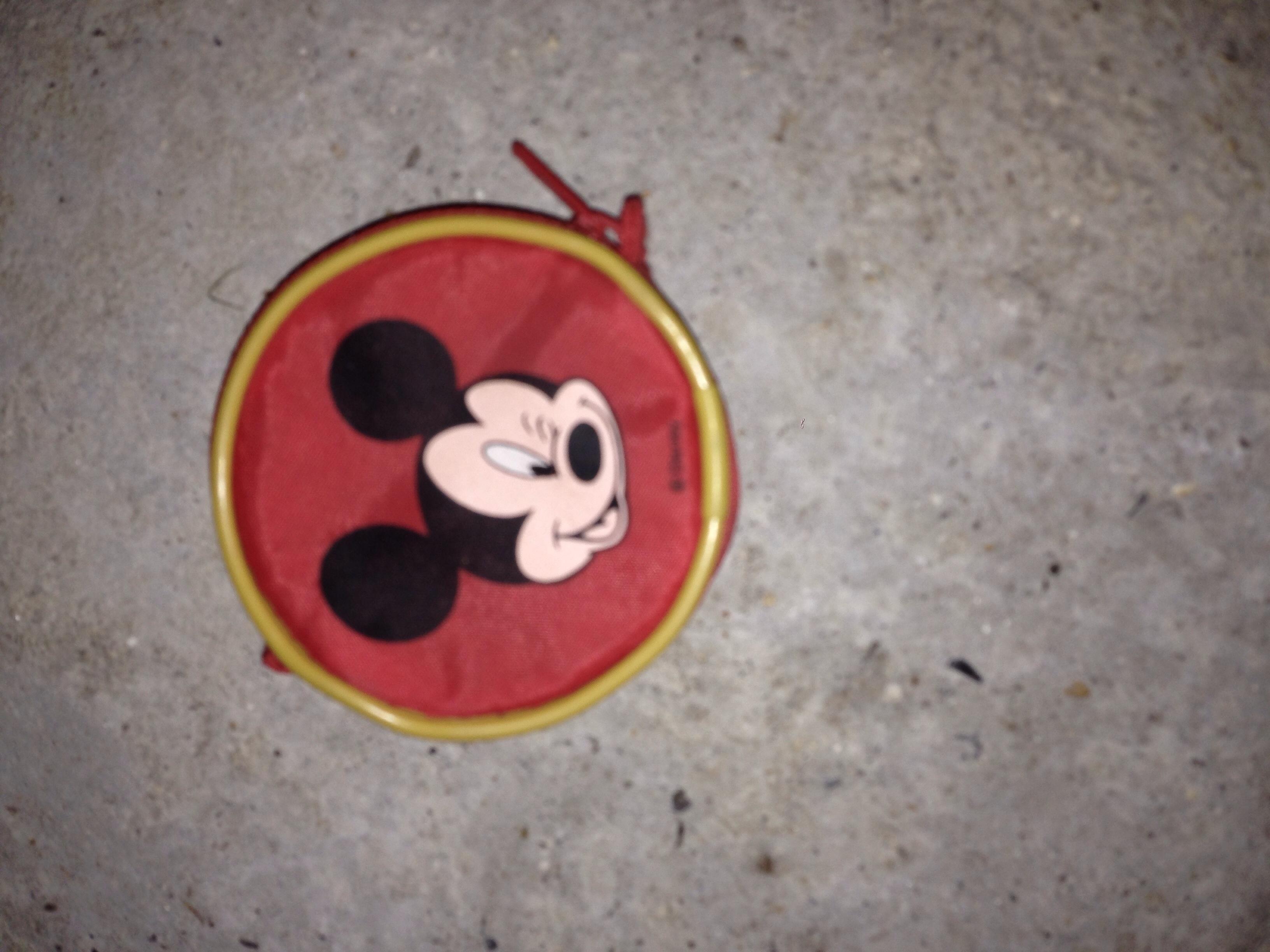 porte monnaie Mickey disney 1 Valmondois (95)