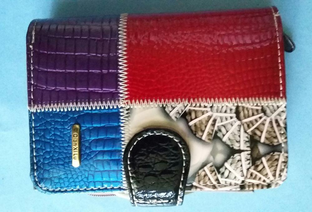 Porte-monnaie , portefeuille pour femme en cuir  15 Limoges (87)