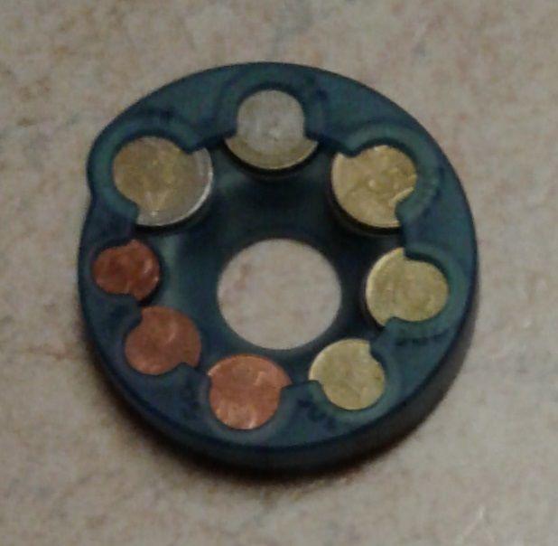 Porte-monnaie trieur de pièces en euro, NEUF 4 Lens (62)