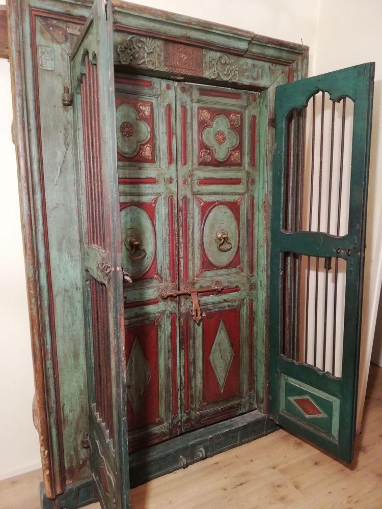 Porte Originale India  3000 Montreuil (93)